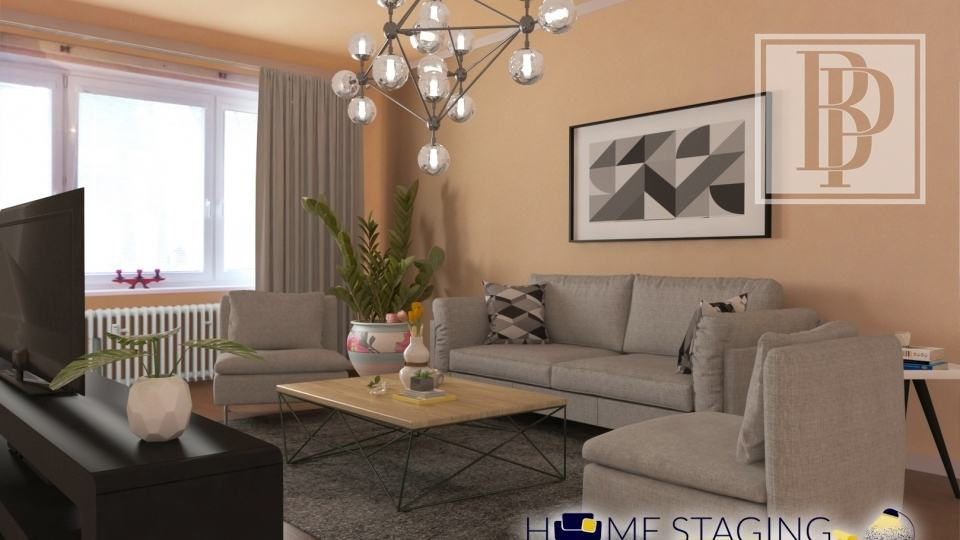 3- izbový byt