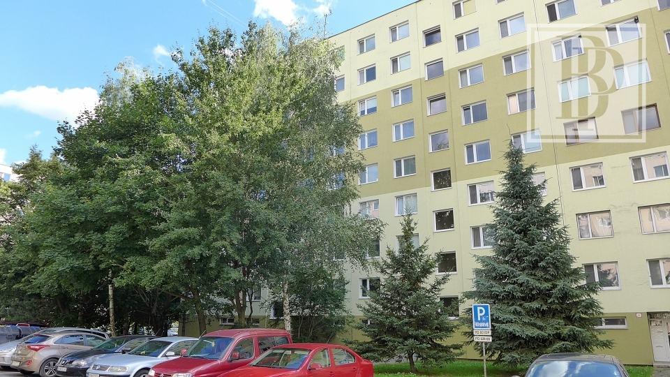 3- izbový byt Prievidza