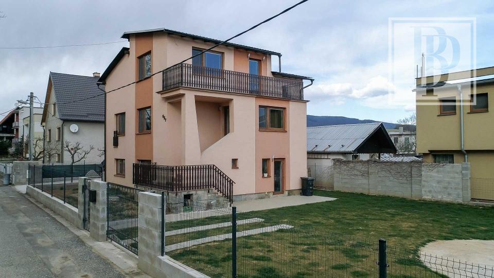 Rodinný dom- Diviaky nad Nitricou- časť Ješkova Ves
